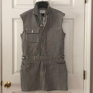 Current/Elliott Dresses - CURRENT/ELLIOTT THE SLEEVELESS JUMPSUIT DRESS
